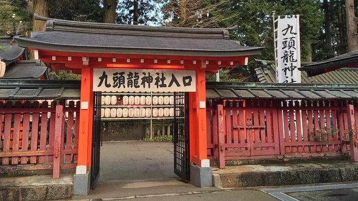 """""""日本的鄉下,特別的安靜。_箱根神社""""的评论图片"""
