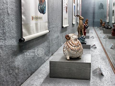 中山市博物馆旅游景点图片