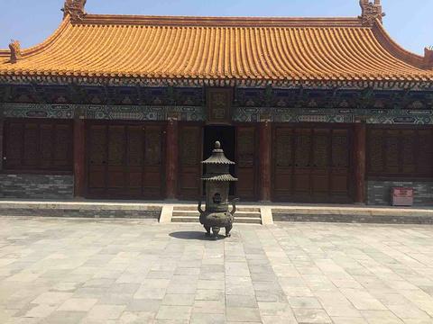 西岳庙的图片