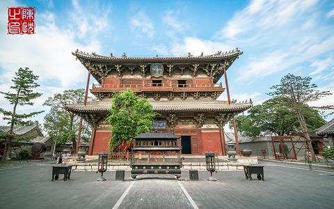 独乐寺的图片