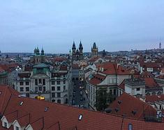 我去布拉格
