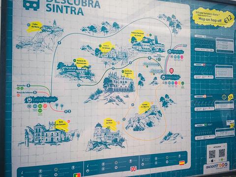 辛特拉火车站旅游景点图片