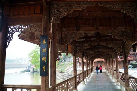 边城茶峒旅游景点攻略图