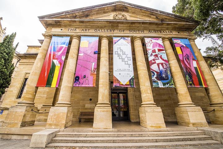 """""""走出博物馆天依旧阴沉,可还是感觉自己赚了..._Art Gallery of South Australia""""的评论图片"""