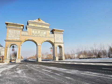 乌苏镇旅游景点图片