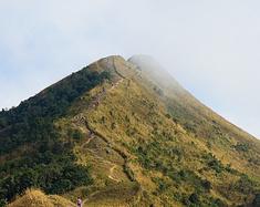 徒步爬山行之惠东大南山
