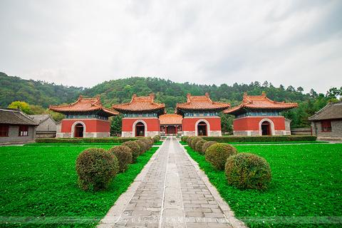清永陵旅游景点攻略图