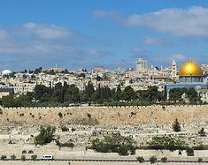 感受厚重历史,以色列、约旦游记
