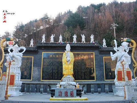 白云寺旅游景点图片