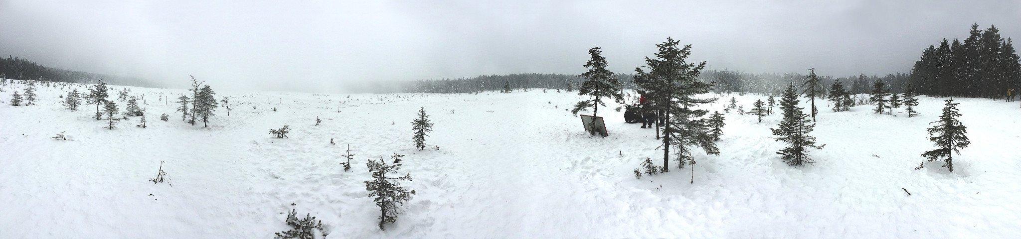 飘雪啦!我们在东北玩泥巴!