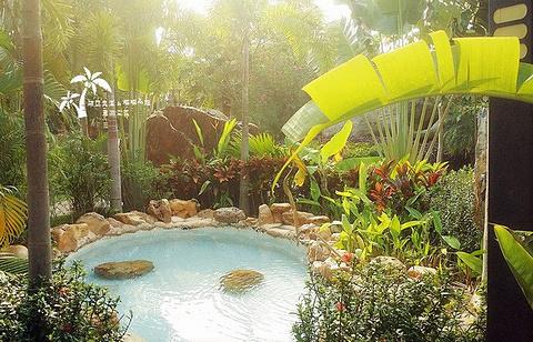 三亚槟榔河温泉