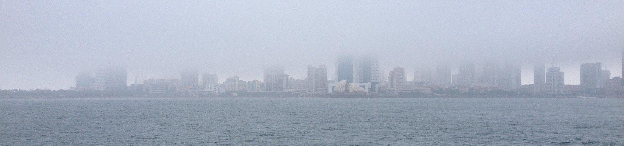 偷闲青岛,漫步老城