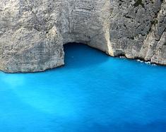 梦幻地中海——扎金索斯圣托里尼浪漫之旅