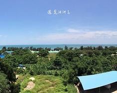 在涠洲岛感受面朝大海的心境