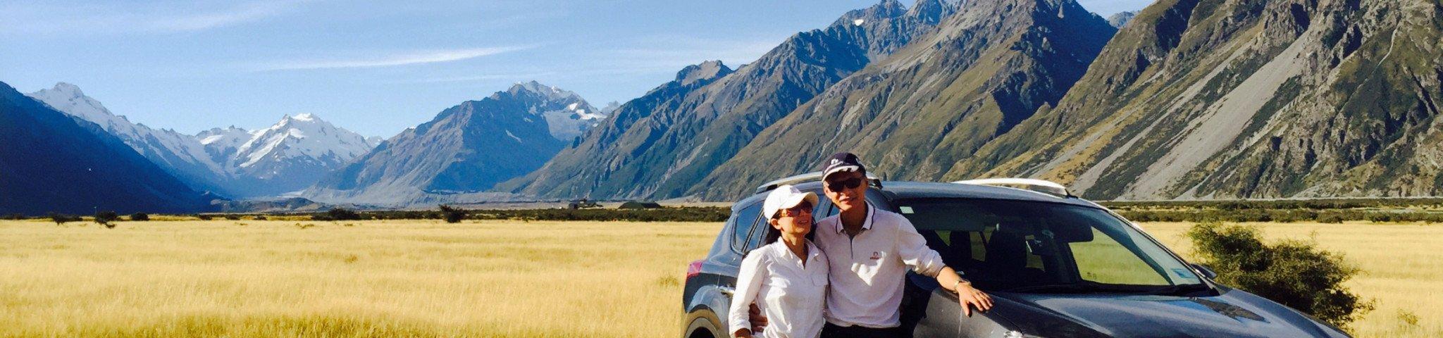 重返新西兰—阳春三月的盛装自驾游