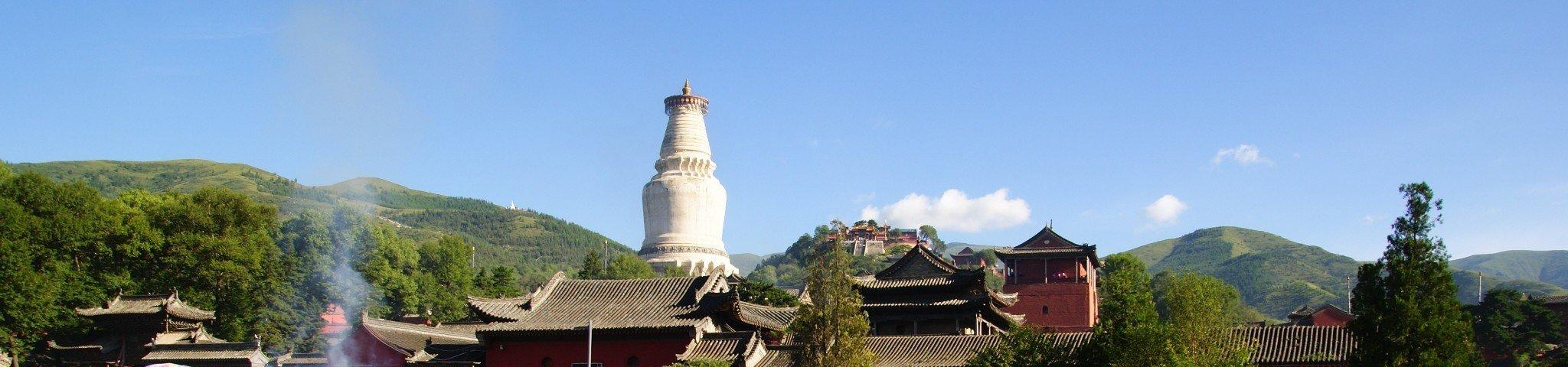 在五台山感悟佛教思想背后的意义