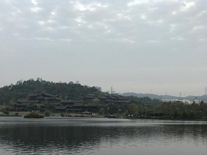 重庆园博园图片