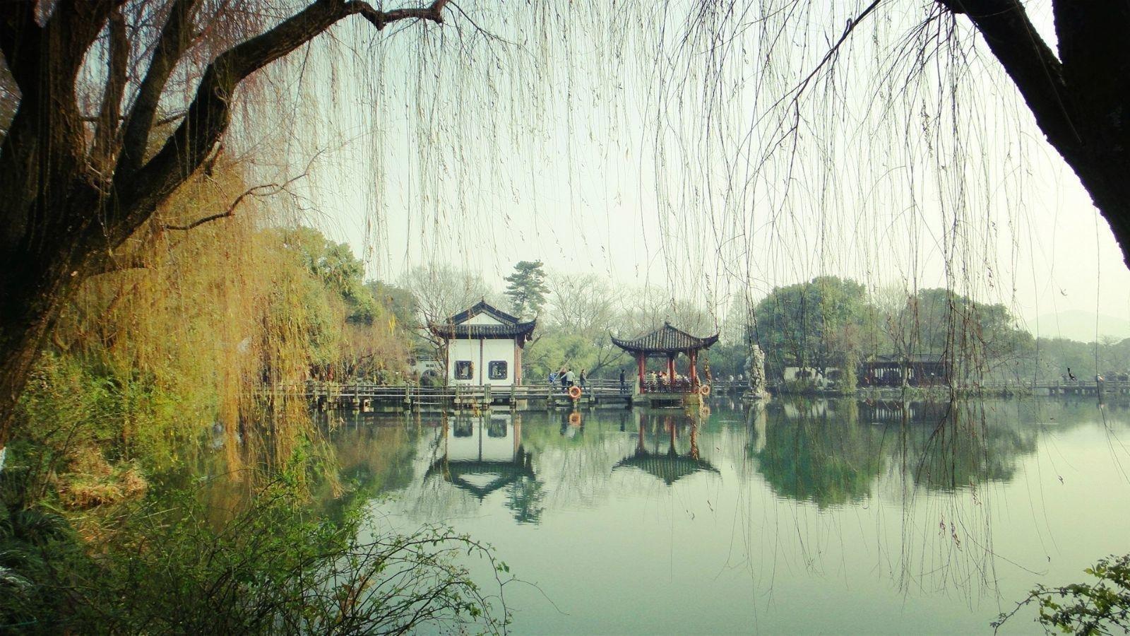 杭州,一个拥有传奇故事的城市