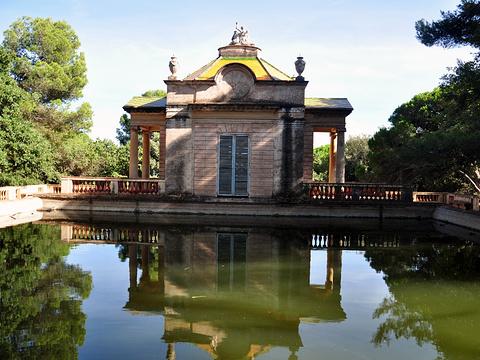奥尔塔迷宫花园旅游景点图片