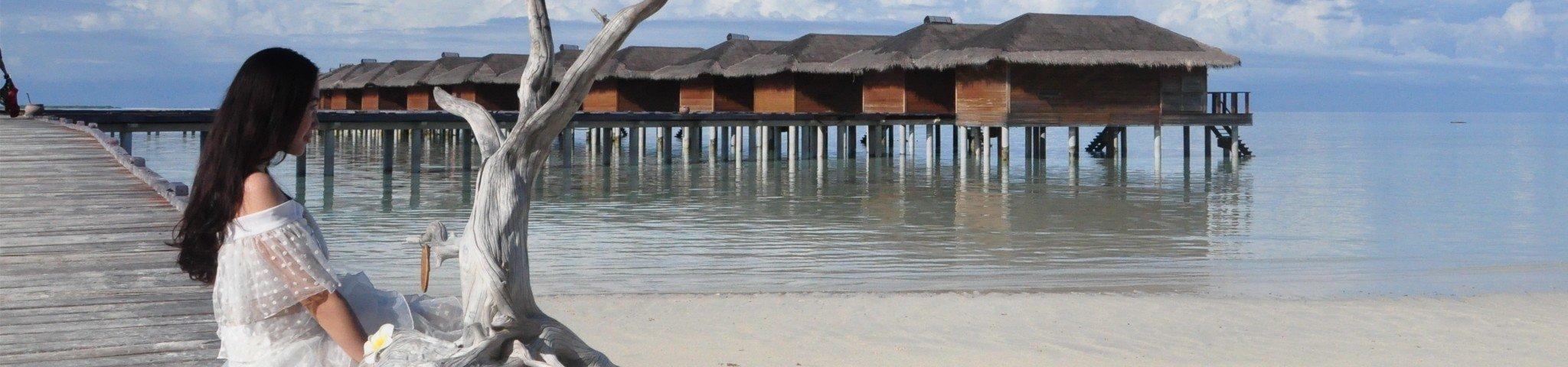 马尔代夫 一个充满甜蜜浪漫的海岛