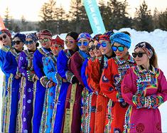 冰雪那达慕,草原文化最美的亮点
