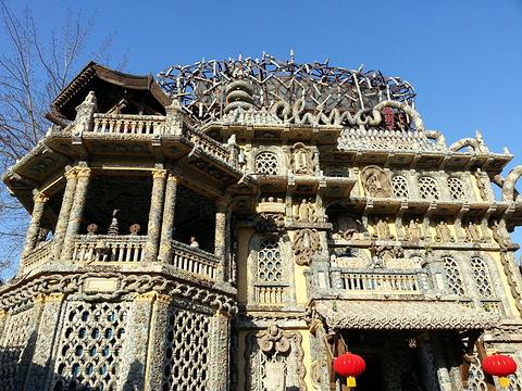 瓷房子的图片