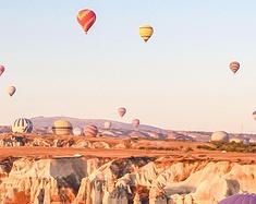 土耳其自驾:去寻找最梦幻的热气球