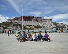 想要实现的西藏之梦