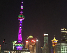 放松心情,闲游上海