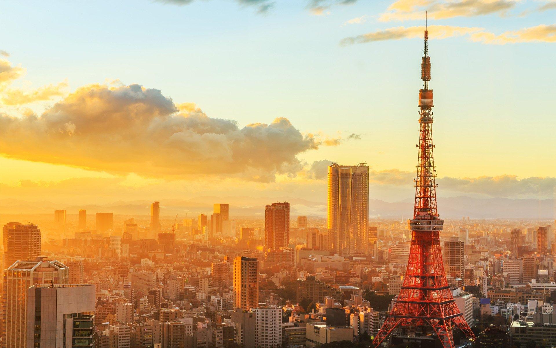 【日本东京】发现,东京之美