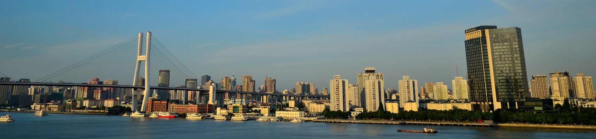 初夏周末闲游上海