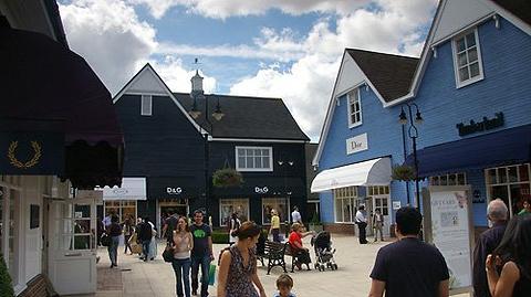 欧洲精品比斯特购物村旅游景点攻略图