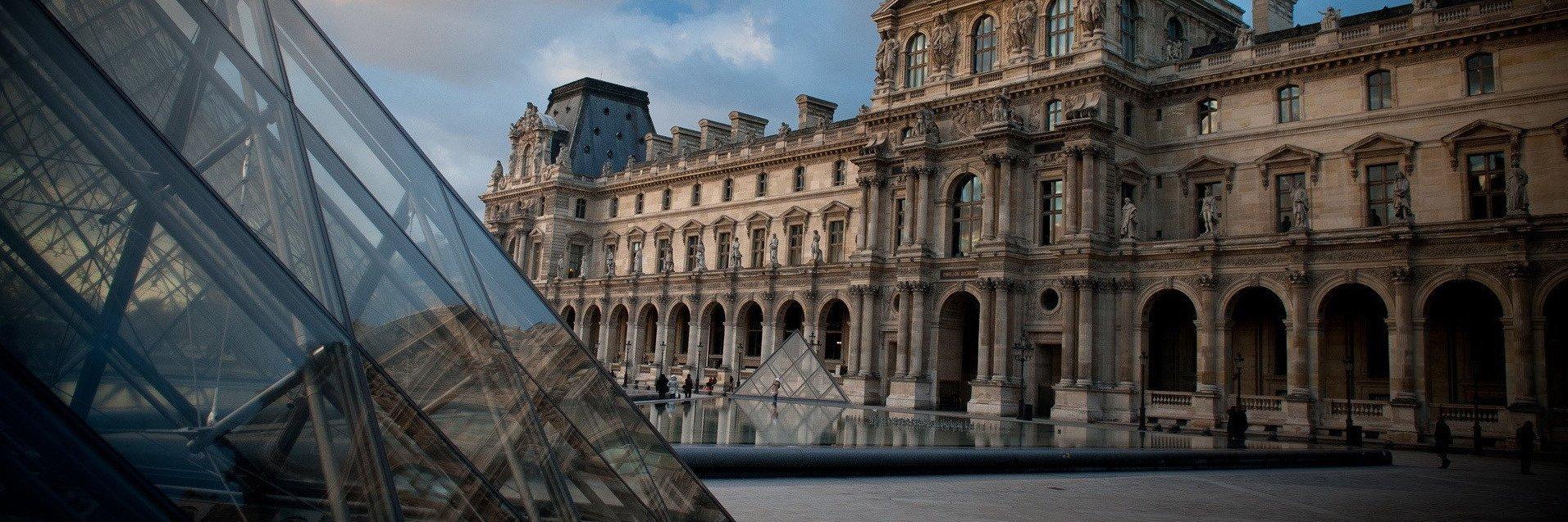 独自漫步巴黎,孤单却不孤独