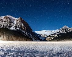 走进加拿大,美丽的冰雪世界