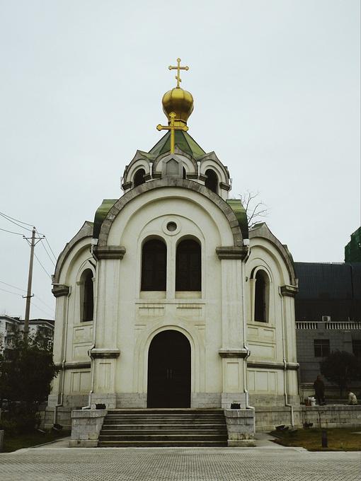 汉口东正教堂图片