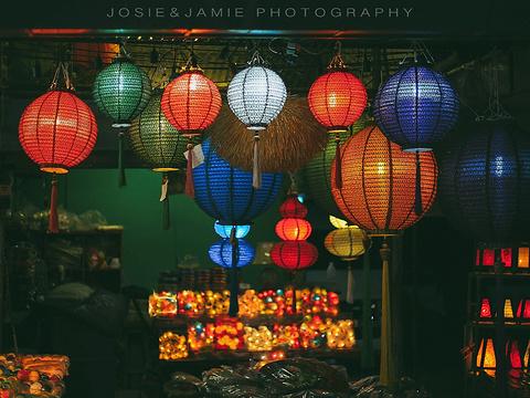 长康路夜市旅游景点图片