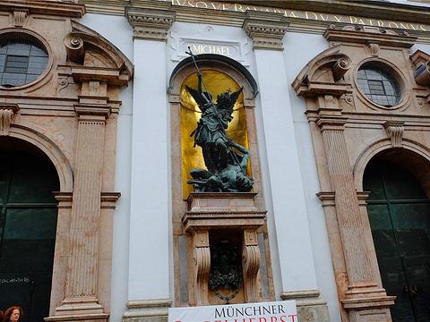 圣弥额尔教堂旅游景点图片