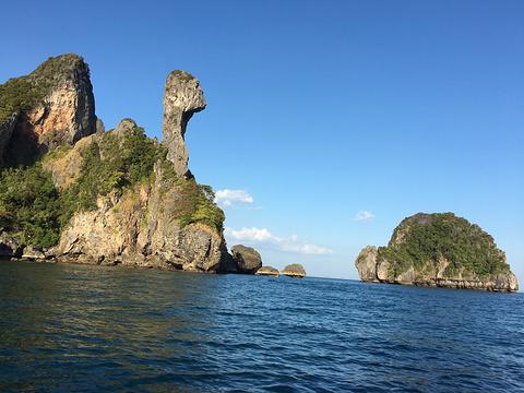 鸡岛旅游景点图片