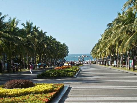 亚龙湾国家旅游度假区旅游景点图片