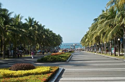 亚龙湾国家旅游度假区的图片