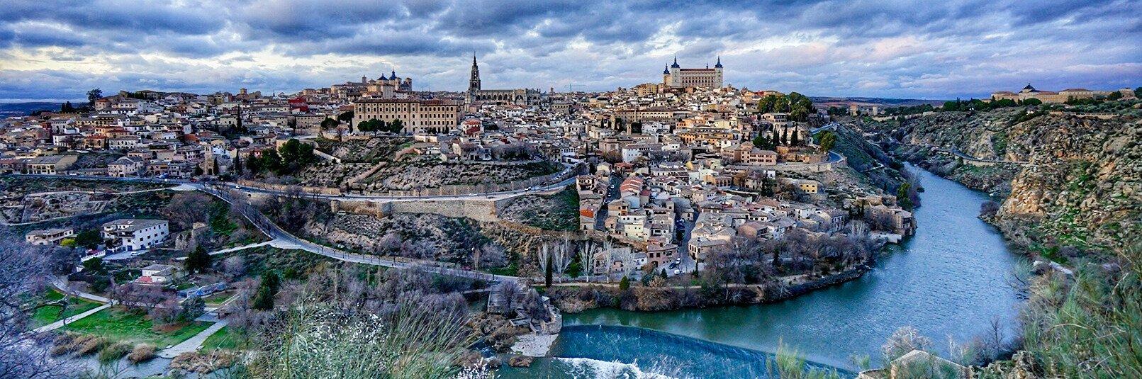 童话王国,美到令人窒息的西班牙之旅!