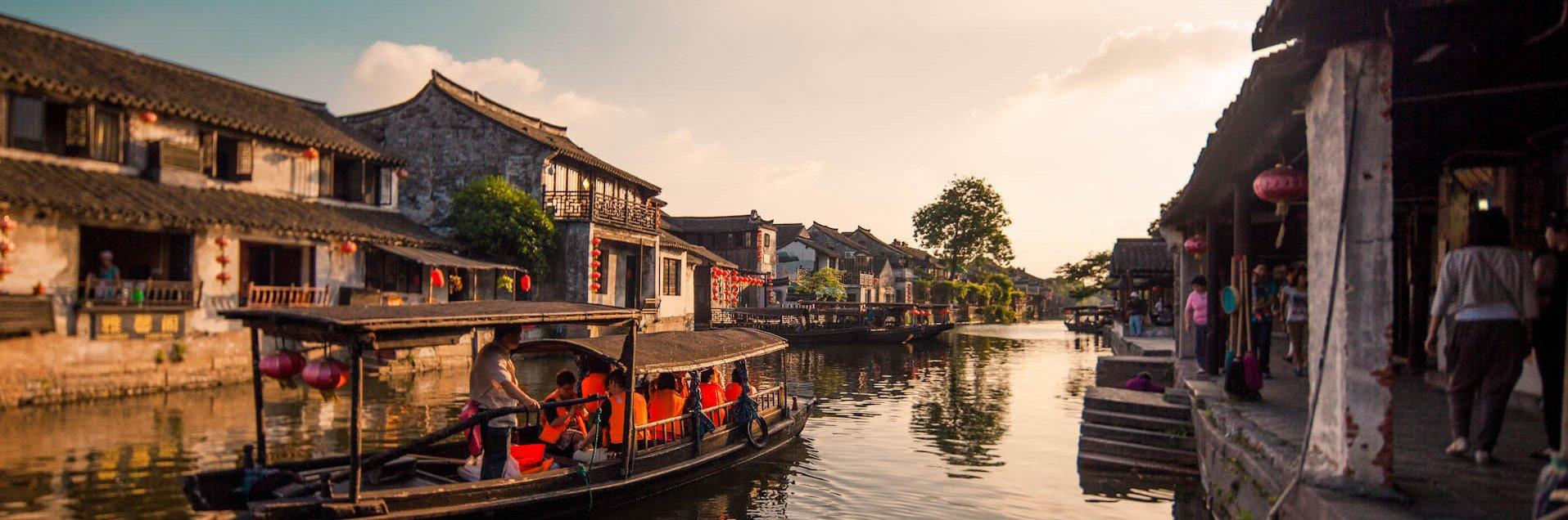 嘉兴、西塘、乌镇、杭州、宁波、余姚十日游
