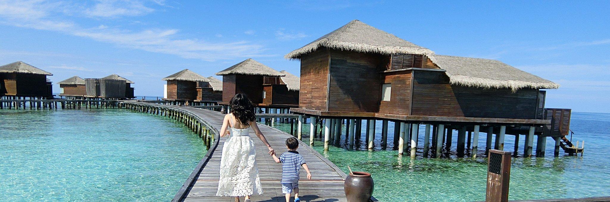 马尔代夫,体验海上慢生活