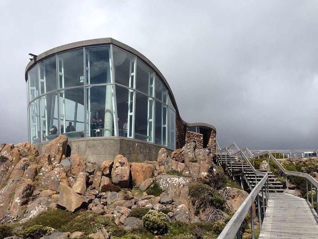 """""""Mt Wellington. Freak..._惠灵顿山""""的评论图片"""
