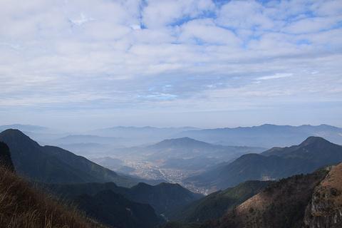 武功山的图片