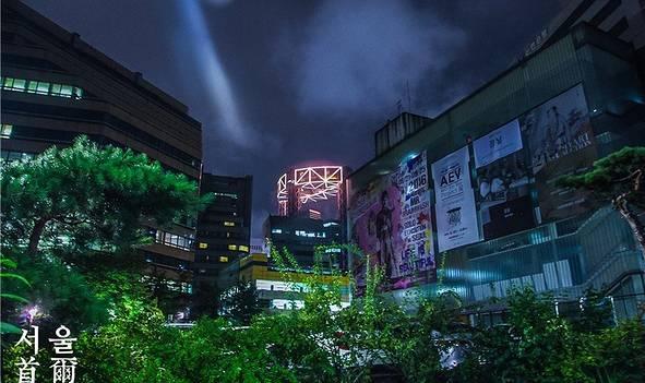 最安排的韩国仁寺洞的一天——铁板鸡+森吉街+传统茶房+涂鸦秀演出