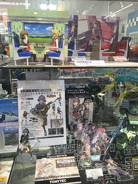 日本桥电器街旅游景点攻略图