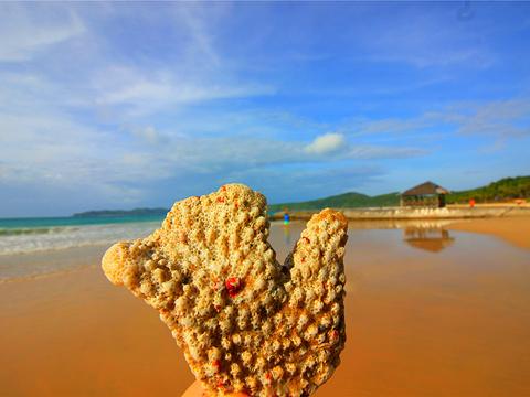 纳克潘与卡礼唐海滩(双子海滩)旅游景点图片