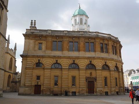 牛津新剧院旅游景点图片