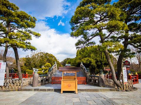 鹤冈八幡宫旅游景点图片